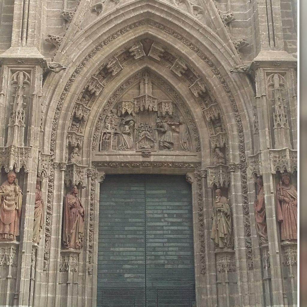 puerta a la gloria