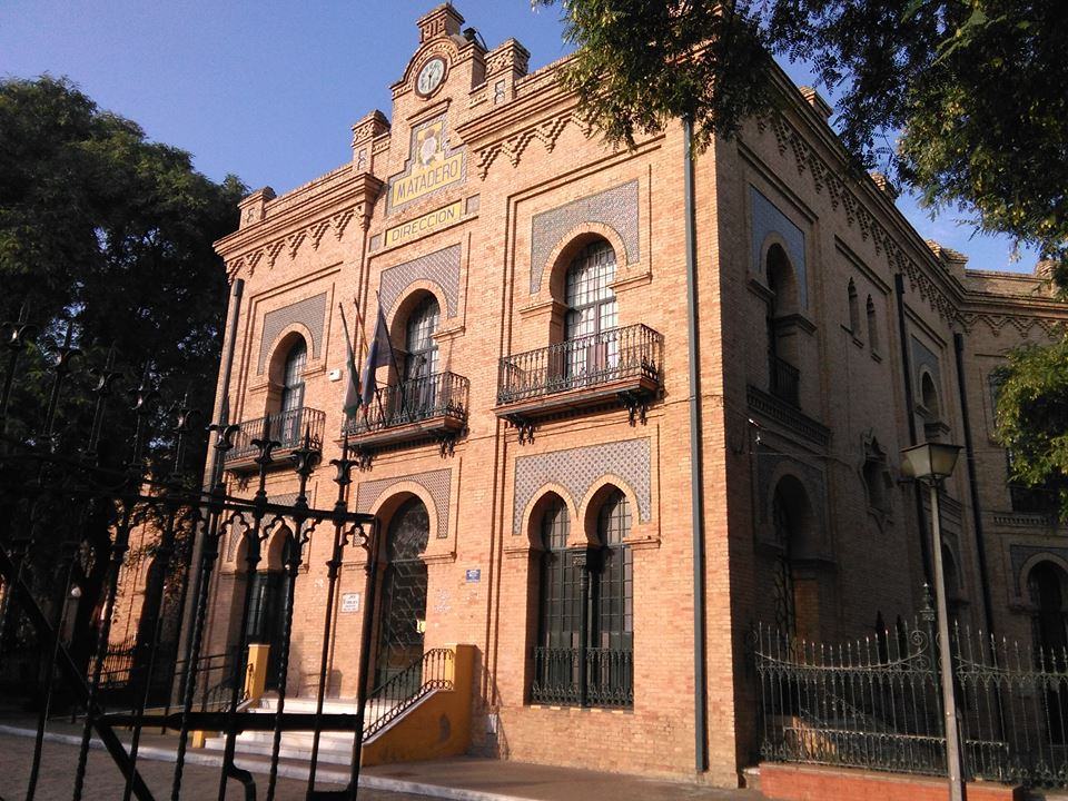 antiguo matadero municipal de sevilla