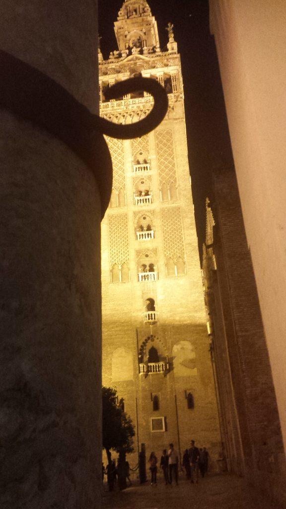 columna de la giralda
