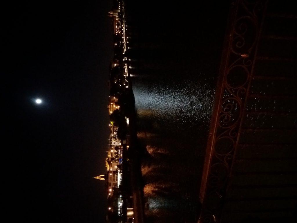 desde el puente de triana