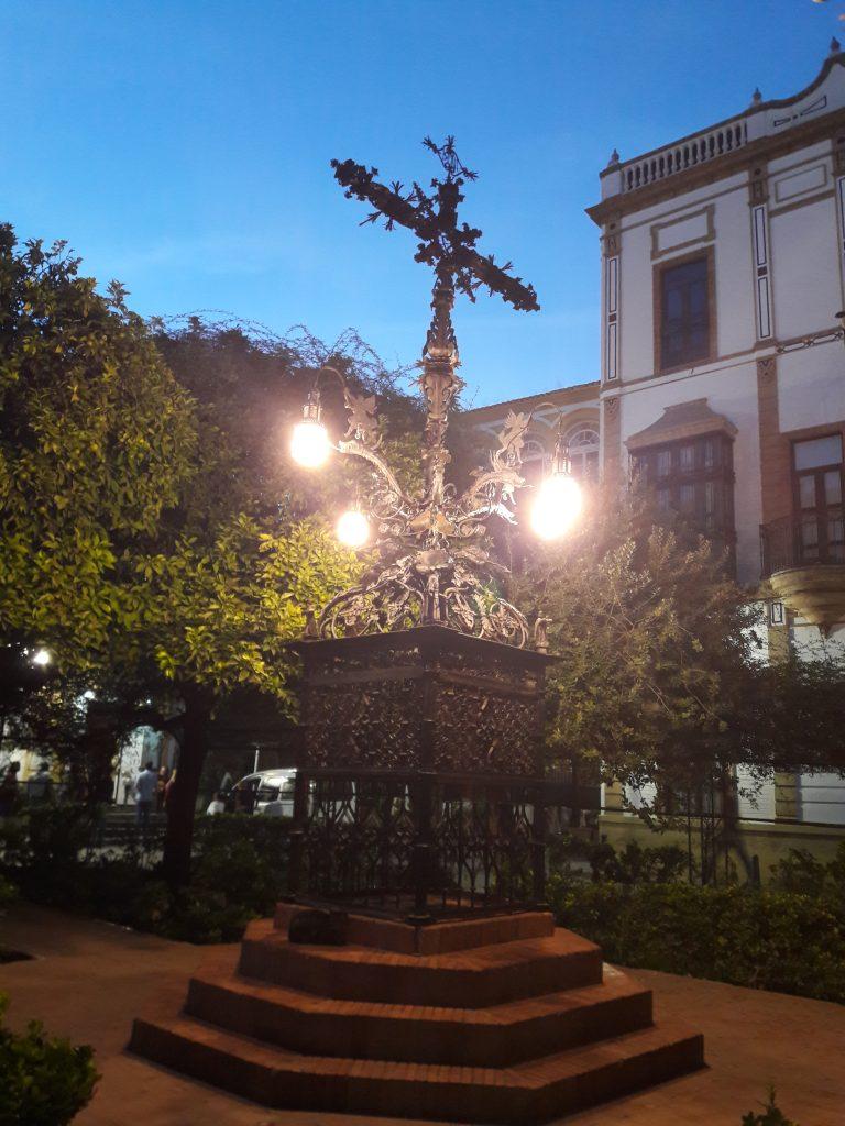 plaza de sta cruz