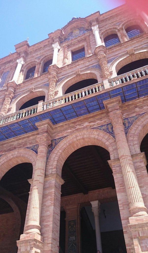 detalles de plaza de espana