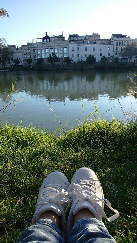 relax junto al guadalquivir