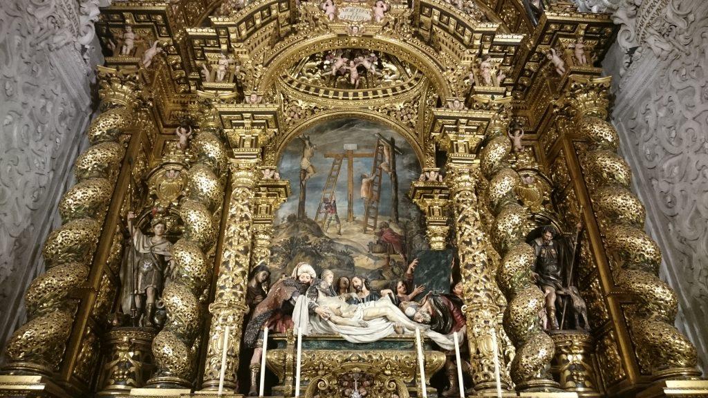 barroco en la caridad