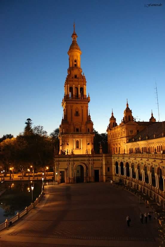 torre plaza de espana