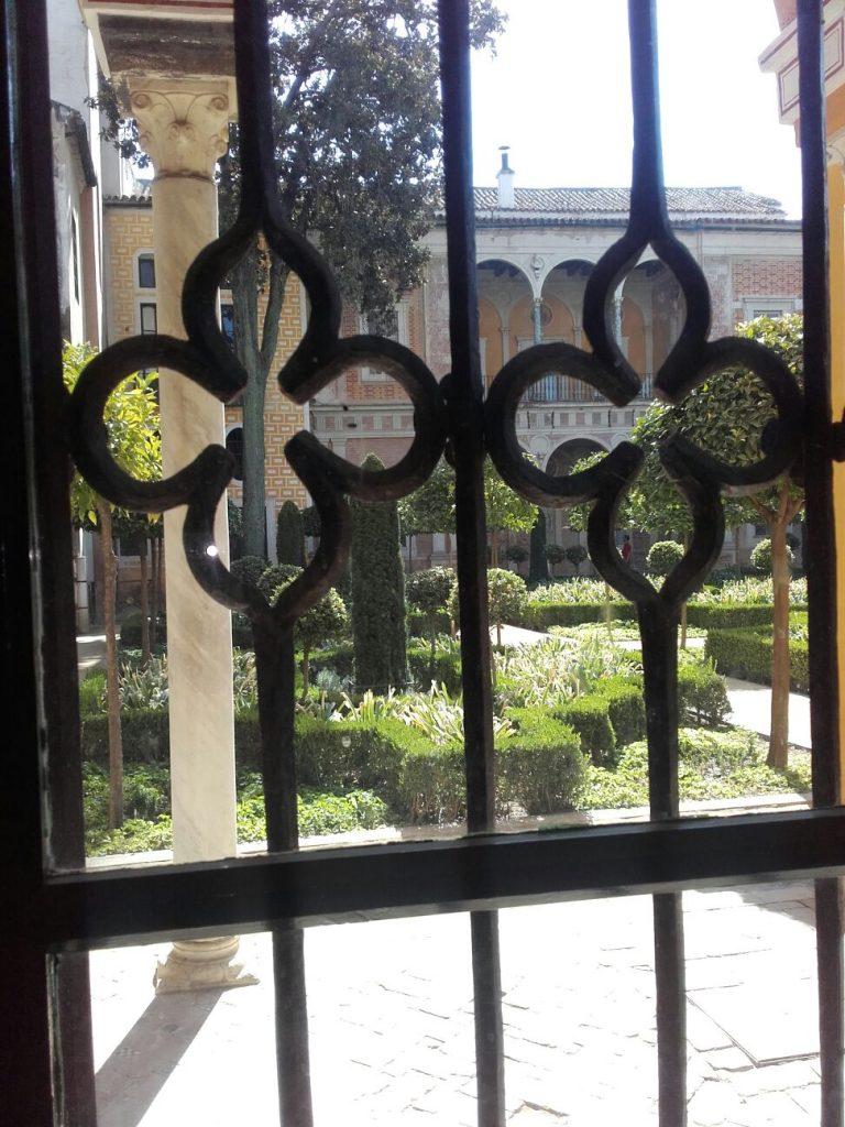 jardin casa pilatos