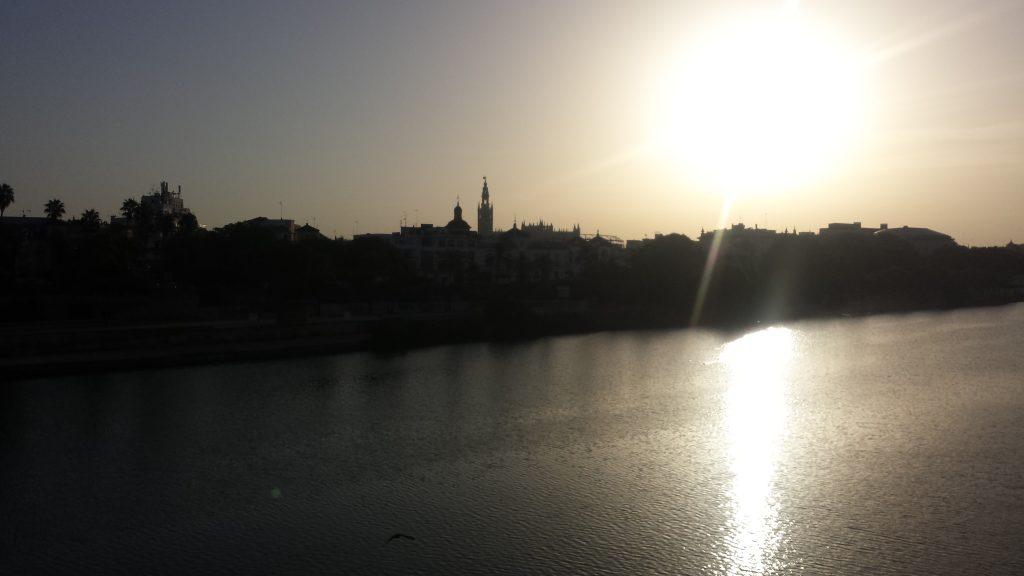 reflejos del alba