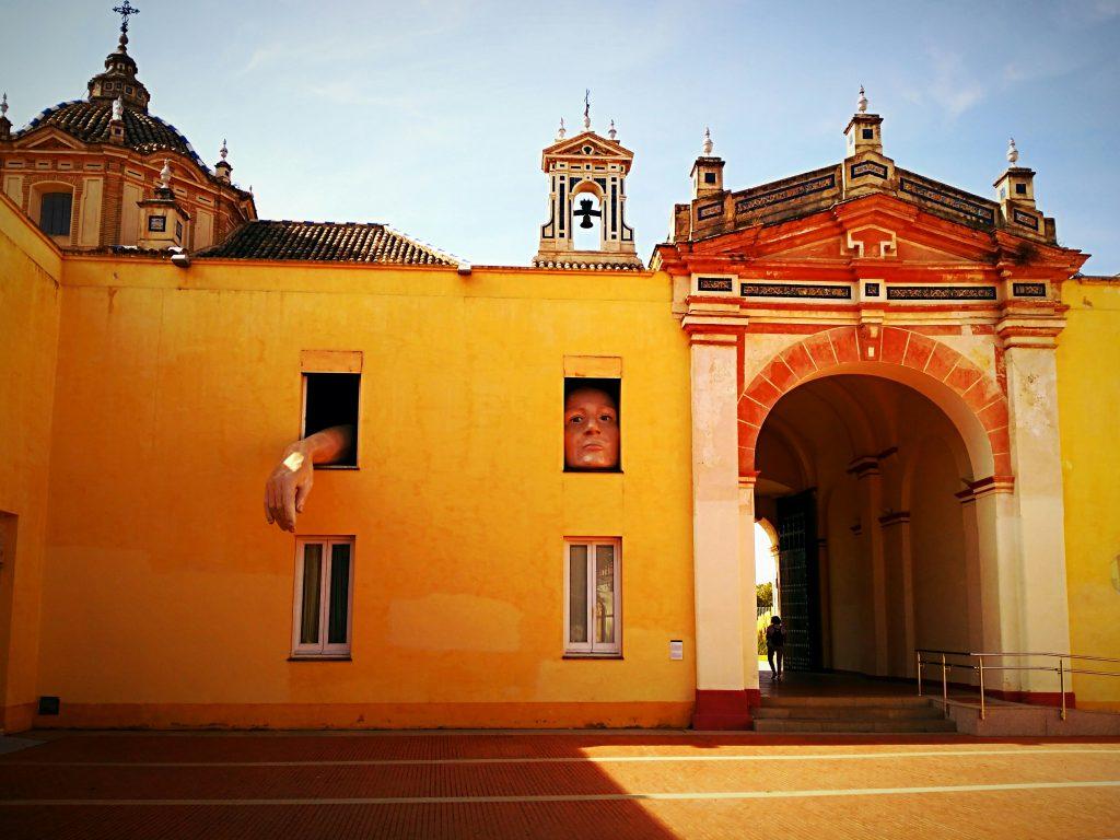 monasterio y arte contemporaneo