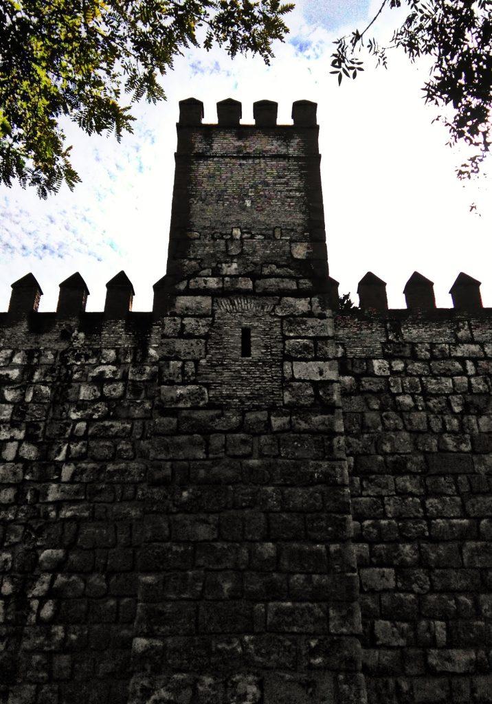 sevilla y sus murallas