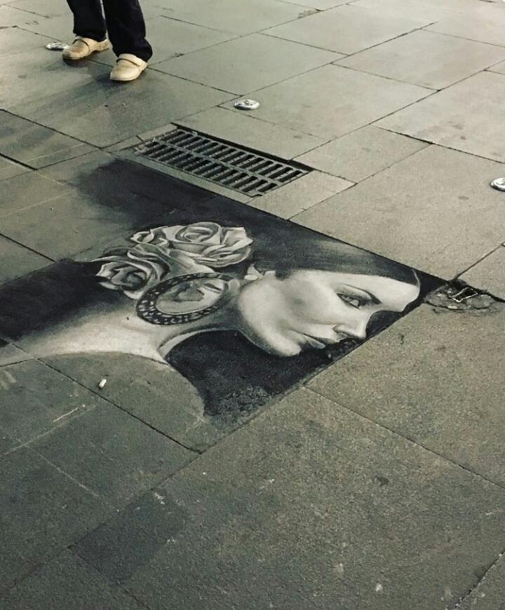 arte por las calles de sevilla