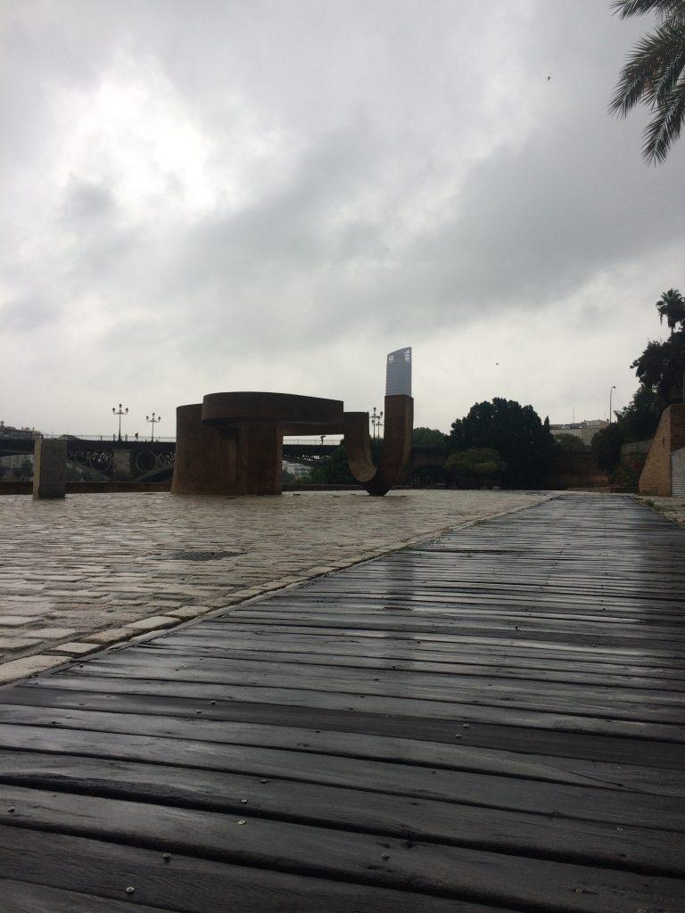 sevilla actual manana lluviosa