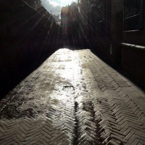 callejon del agua