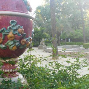 sevilla y parque