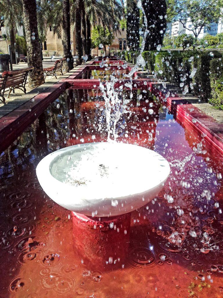 agua de la buhaira